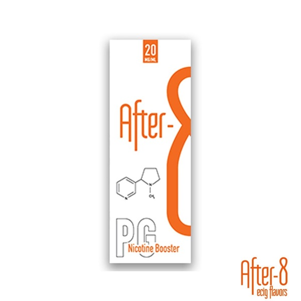 After-8 BASE 10ml 20mg PG