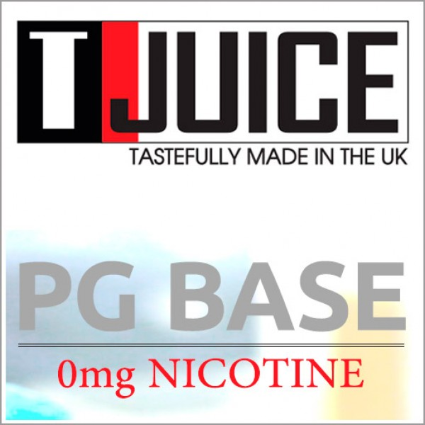 T-JUICE BASE 100ml PG 0mg