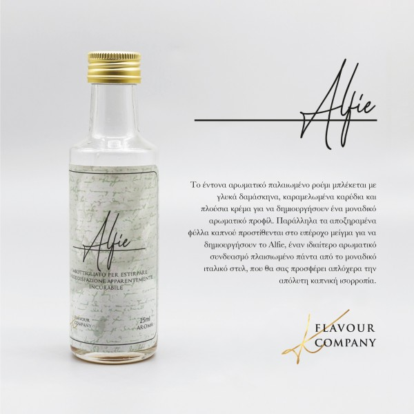 Alfie 25ml for 100ml