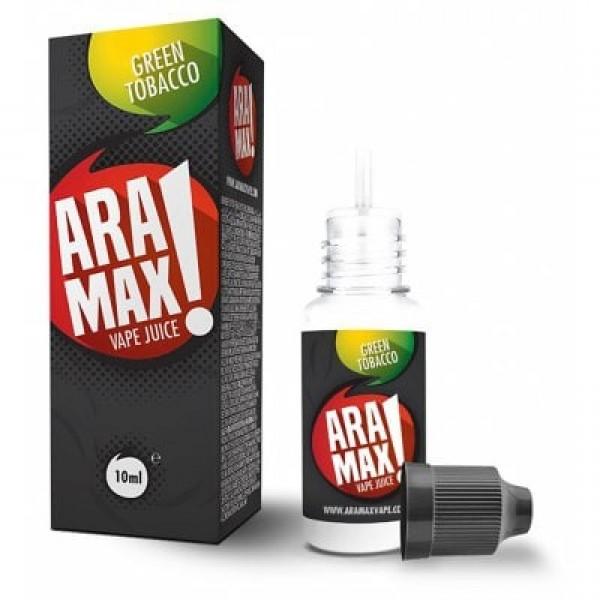 Aramax 10ml Green Tobacco